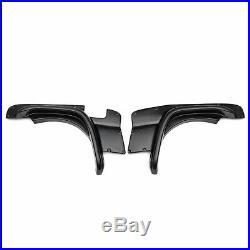 Fender Flare Kit Set For Suzuki Jimny Wheel Arch Cover 2007-2018 Black ABS