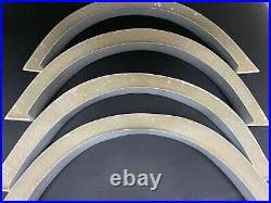Fender Flare Kit Unpainted Mustang 1965-1966 brand new