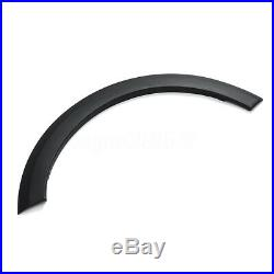 Fender Flare Kit Wheel Arch Cover Trim Fit For Subaru Outback 2015-2019 PP