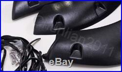 Fender Flare Trim Kit Wheel Arch Cover For TOYOTA Land Cruiser 4500 LC80 FJ80 8P