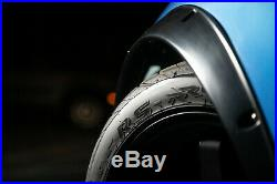 Fender Flares Honda Acura Integra Wide Body Kit Wheel Arch Extensions 2.0 4pcs