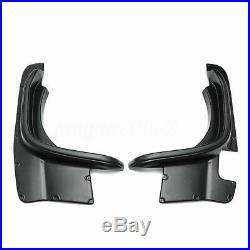 Fender Flares Kit Set For Suzuki Jimny 2007-2018 Wheel Arch Cover Black ABS 4 x