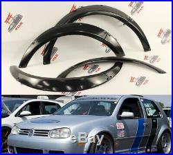 Fender Flares Volkswagen VW GOLF GTI MK4 Wheel Arches Full body kit Set of 8 PCS