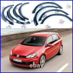 Fender Flares Volkswagen VW GOLF MK6 Wheel Arches GTI Full body kit Set of 8 PCS