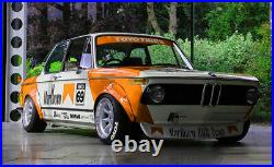 Fender Flares for BMW 2002 wide body kit JDM Arch Extensions E10 ABS 3.54pcs KL