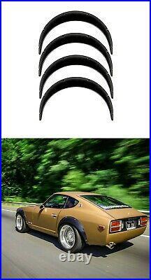 Fender Flares for Datsun 260Z 280Z JDM wide body kit Fairlady Z 3.590mm 4pcs KL