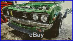 Fender Flares for Datsun 620 JDM widebody kit wheel arch truck pickup 2.0 4pcs