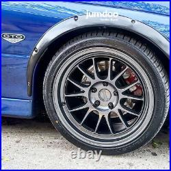 Fender Flares for Holden Monaro wide body kit JDM wheel arch ABS 50mm 4pcs set