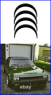 Fender Flares for Honda Prelude SN wide body kit JDM wheel arch 3.590mm 4pcs KL