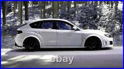 Fender Flares for Subaru Impreza wide body kit JDM wheel arch GV GRB 2.04pcs KL
