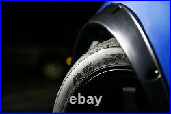 Fender flares for Acura Integra wide body kit wheel Arch Extensions 2.0 4pcs KL