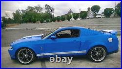 Fender flares for Ford Mustang5Shelby wide body kit Arch Extensions 2.0+3.5 KL