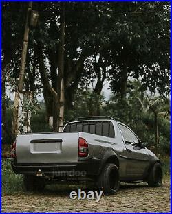 Fender flares for Holden Barina Opel Corsa wide body kit Chevrolet ABS 90mm 4pcs
