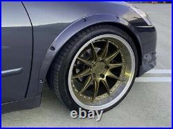 Fender flares for Honda Accord wide body kit wheel arch JDM 2.0 50mm 4pcs KL