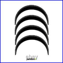 Fender flares for Honda Civic mk1 mk2 wide body kit JDM wheel SB1 ABS 90mm 4pcs