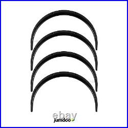 Fender flares for Nissan Skyline R32 GTR JDM wide body kit wheel arch 50mm 4pcs