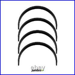 Fender flares for Volkswagen Golf Mk5 JDM wide body kit wheel arch 50mm 4pcs