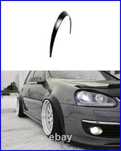 Fender flares for Volkswagen Golf Mk5 wide body kit wheel arch 2.0 50mm 4pcs KL