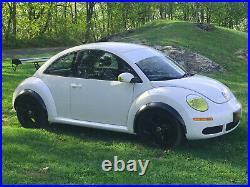 Fender flares for Volkswagen New Beetle JDM wide body kit wheel arch2.754pcs KL