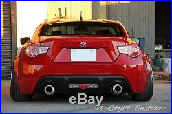 Fender flares kit Toyota FRS Scion subaru brz N-Style 50mm Street style FRP