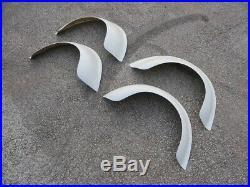Fiat 500 F/l/r Group 5 Wide Body Kit Fender Flares Wheel Arches Extensions