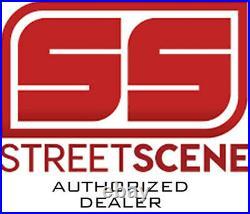 Fits 04-15 Titan Street Scene Urethane 2.75 Fender Flare 4pc Kit NEW 950-59575