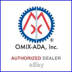 Fits 07-18 Wrangler (JK) Omix-Ada 11609.01 Fender Flare Kit