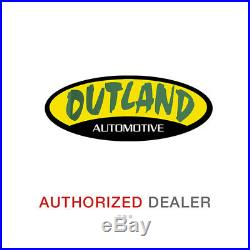 Fits 87-95 Wrangler (YJ) Outland 391163220 All Terrain Fender Flare Kit
