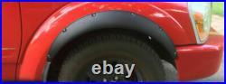Fits Dodge Durango Fender Flares Offroad Wide Body Kit Wheel Arch 3.5 90mm 4pcs