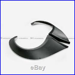 For 06-12 Audi R8 Coupe LB Style FRP Wide body kit Rear Fender Flares Addon