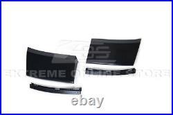 For 15-Up Dodge Challenger Base Demon Style Side Fender Flare Wide Body Kit