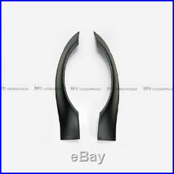 For 2006-12 Audi R8 V8 Coupe LB Style FRP Wide body kit Front Fender Flares kits