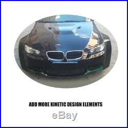For BMW E92 M3 Coupe 2Door 08-12 Wide Fender Flares 10PCS Body Kit Wheel Arch