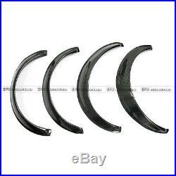 For Mazda MX5 90-97 Mazda MX5 Miata NA Carbon Fiber Fender Arch Flares 4Pcs Kits