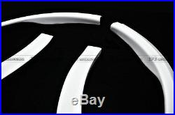 For Porsche 911 997 GT3 FRP 4Pcs RS-Style Front Fender Wheel Arch Flares Kits