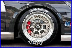 For Porsche 997 GT3 RS Style wide body Kit Carbon Front Fender Wheel Arch Flares