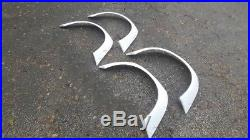 Ford Fiesta Mk1 Mk2 Wide Fender Flares Wheel Arches Body Kit Group 2 Rs