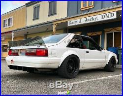 Ford Mustang Fender Flares JDM wide body kit wheel arch 90mm 4pcs full set