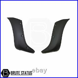 Ford Ranger 2012-15 Wide Body Wheel Arches Fender Flares Kit T6 (All Models)