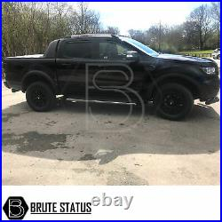 Ford Ranger 2016+ Slim Wheel Arch Kit Narrow Fender Flares T6 T7 T8 Arches