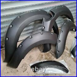 Ford Ranger 2019+ T8 Wide Wheel Arch Kit (Raptor Fender Flares)