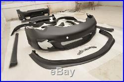 Front Lip Rear Bumper Fender Flare Full Body Kits Fit for Porsche 911 997 FRP