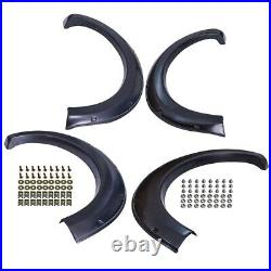 Front Rear Wide Body Wheel Arch Fender Flares kit For Mitsubishi L200&Triton