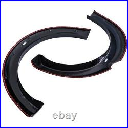 Front Rear Wide Body Wheel Arch Fender Flares kit For Mitsubishi L200&Triton new