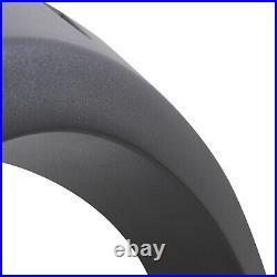 Front Rear Wide Wheel Arch Fender Flare Kit Set For Mitsubishi L200 Triton 05-12