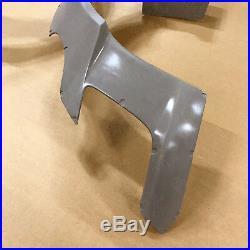 Front fender flares LION'S KIT VER. 2 for Mazda RX8 RX-8 S2 08-12