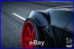 Front fender flares LION'S KIT for Mazda RX8 RX-8 SE3P S1 03-09 (fenderkit)