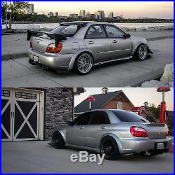 Front fender flares widebody bodykit LION'S KIT for SUBARU IMPREZA WRX STI 02-05