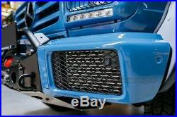 G500 Brabus G-wagon G63 Body Kit Facelift Bumper Led Lip Grille Fender Flares