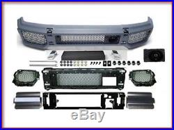 G63 Front Bumper 4 Fender Flares G-class G-wagon Amg Body Kit G65 Conversion New